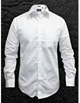 Arrow White Casual Shirt
