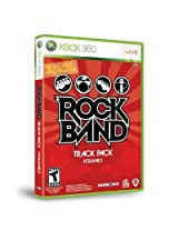 Rock Band Track Pk Vol2 Xbox 360