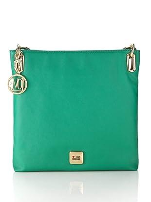 Love Moschino Tracolla (Verde)