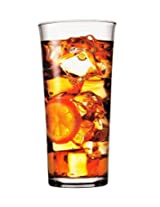 Pasabahce Troy Long Drink Glass,290 ml,Set of 6
