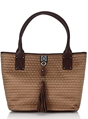 Love Moschino Shopper grau/braun