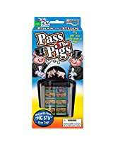 Pass The Pigs Game Comes With Bonus Pop Toob!