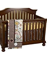 Cotton Tale Designs Penny Lane Crib Bedding Set, 7 Piece