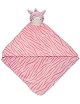 Angel Dear Napping Blanket, Pink Zebra