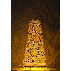 Moya Foliage - Circular Floor Lamp