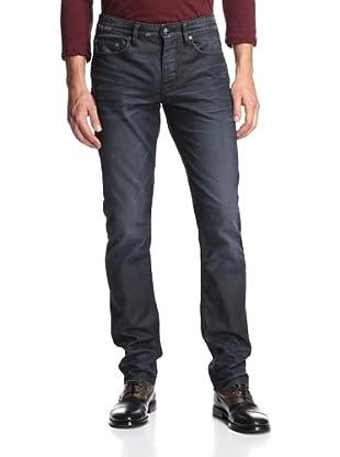Stitch's Men's Barfly Straight Jean (Black Wood)