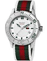 Gucci 126 G Timeless Mens Watch Ya126231