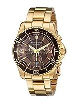 Victorinox Men's 241691 Maverick Gold-Tone Stainless Steel Bracelet Watch
