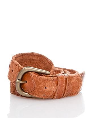 American Vintage Cinturón Cuero (Marrón)