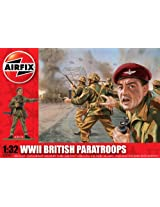 Airfix A02701 1:32 Scale British Paratroops Figures Classic Kit Series 2