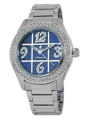 Burgmeister Damen-Armbanduhr Sunshine Analog Automatik Edelstahl BM170-131