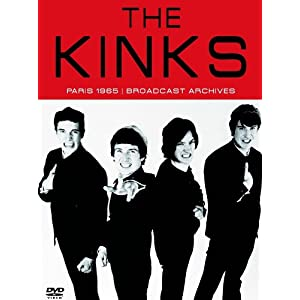 Kinks: Paris 1965 [DVD] [Import]
