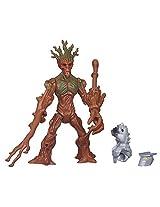 Marvel Super Hero Mashers Groot Figure by Hasbro
