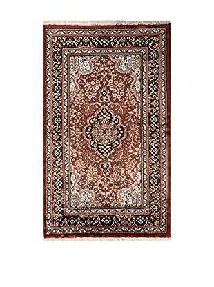 QURAMA Teppich Taj-Mahal braun/mehrfarbig