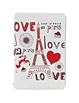 Poetic CoverMate case for Apple iPad Mini 2 with Retina Display Love In Paris (3 Year Manufacturer Warranty From Poetic)
