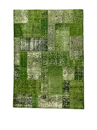 Eden Teppich Pacthwork mehrfarbig 172 x 242 cm