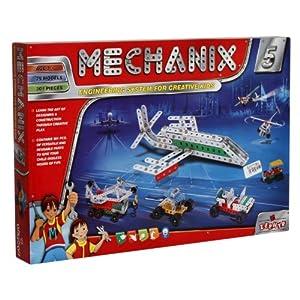 Mechanix 5 Engineering System For Creative Kids