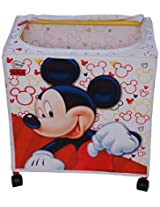 Mommas Baby INDIA Disney Laundry Bag, Pink