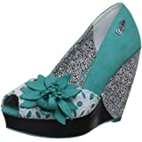 Ruby Shoo Greta Wedges