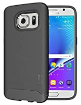 Galaxy S7 Case - TUDIA Ultra Slim Full-Matte ARCH TPU Bumper Protective Case for Samsung Galaxy S7 (Gray)