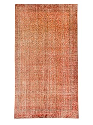 eCarpet Gallery One-of-a-Kind Hand-Knotted Color Transition Rug, Orange, 5' 3