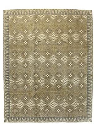 Bashian Rugs One-of-a-Kind Hand Knotted Manali Rug, Beige, 7' 10