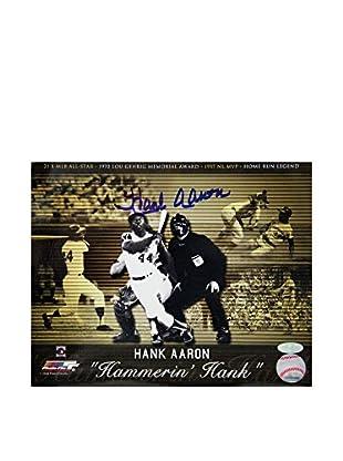 Steiner Sports Memorabilia Hank Aaron