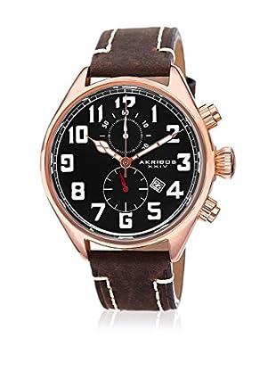 Akribos XXIV Reloj con movimiento cuarzo suizo Man AK706RG 47 mm