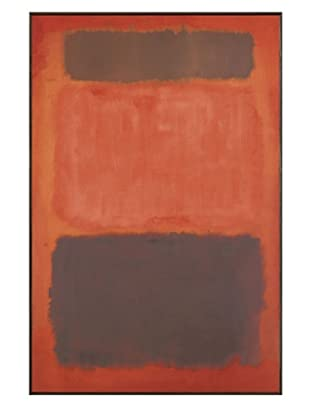 Rothko - Brown and Black in Reds, 1957