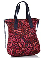 Blue/Fuchsia Handbag