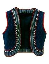 The Sewing Machine Indigo Cotton Jacket