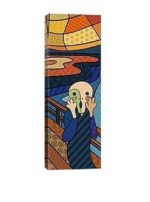 The Scream (After Edvard Munch) Canvas Giclée Print