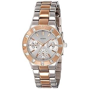 GUESS Analog Silver Dial Women's Watch - W14551L1