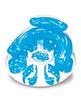 Poolmaster 06481 Water Pop Circular Lounge - Blue
