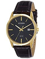 Citizen Analog Black Dial Men's Watch - BI5002-06E