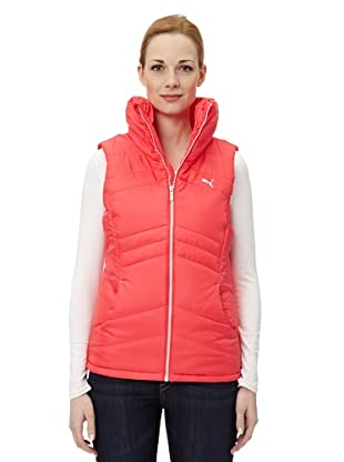 Puma Damen Weste Wms Active Padded (teaberry red-gray violet)