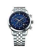 Louis Erard Analogue Grey Dial Men's Watch - 13900AA05.BMA38