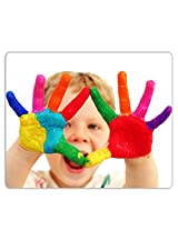 Lovely Collection Baby Colourful Hands Mousepad