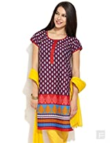 Ethnic Passion Printed Kurta