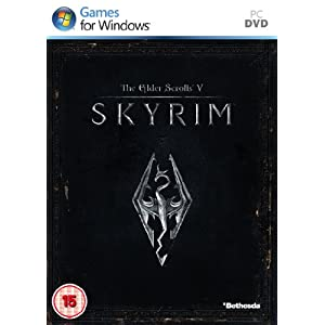 The Elder Scrolls V: Skyrim (PC) (UK 輸入版)