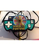 Plug and Play Tv Wheel of Fortune Video Game System