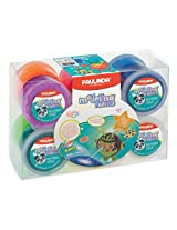 Paulinda 072518 Transpy with Plastic Box, Multi Color