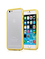 KaysCase ColorLine Bumper Cover Case For Apple iPhone 6 4.7 Inch - Yellow