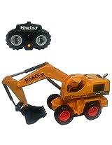 Hercules Radio Control Excavator Truck Toy
