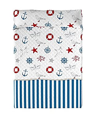 EUROMODA HOME LIVING Tagesdecke Seagull