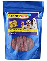 Sammy Chew Dog Chicken Munchies, Pack of 1