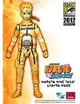 Sdcc San Diego Comic Con 2012 Toynami Exclusive Naruto Nine Tailed Chakra Mode Action Figure