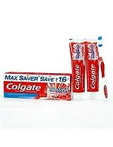 Colgate Toothpaste Maxfresh Spicy Fresh - 300 g (Red Gel - Saver Pack)