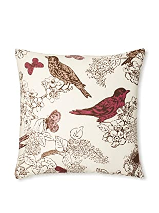 The Pillow Collection Ouvea Decorative Pillow (Lilac)