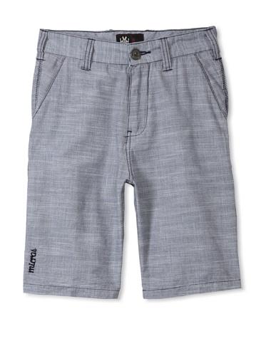 Micros Boy's Shooter Shorts (Navy)